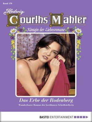 cover image of Hedwig Courths-Mahler--Folge 178