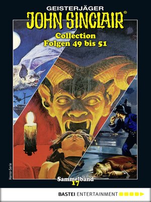 cover image of John Sinclair Collection 17--Horror-Serie