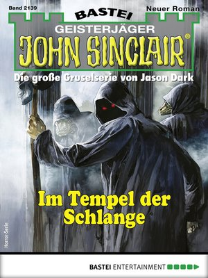 cover image of John Sinclair 2139--Horror-Serie