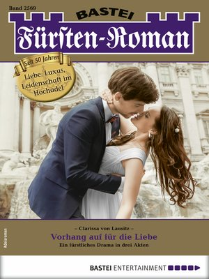 cover image of Fürsten-Roman 2569--Adelsroman