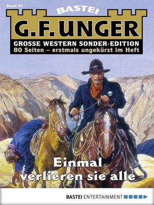 cover image of G. F. Unger Sonder-Edition--Folge 055