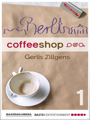 cover image of Berlin Coffee Shop--Episode 1