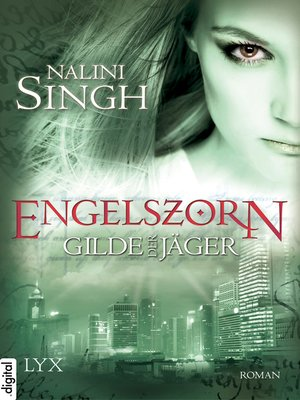 cover image of Gilde der Jäger--Engelszorn