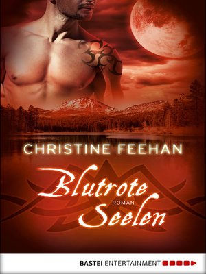cover image of Blutrote Seelen