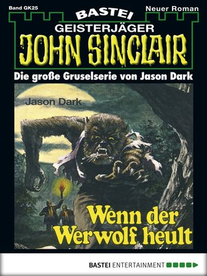 cover image of John Sinclair Gespensterkrimi--Folge 25