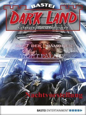 cover image of Dark Land--Folge 020