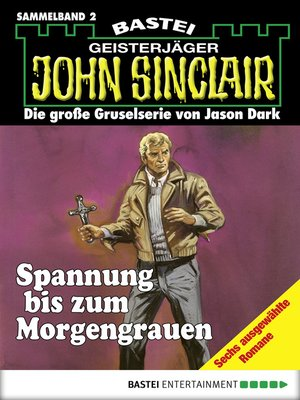 cover image of John Sinclair--Sammelband 2