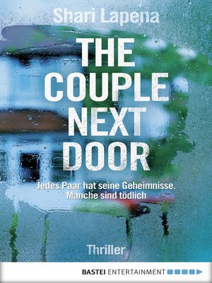 cover image of The Couple Next Door
