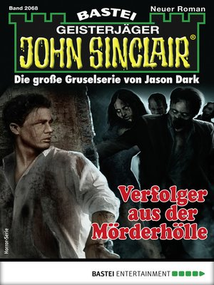 cover image of John Sinclair 2068--Horror-Serie