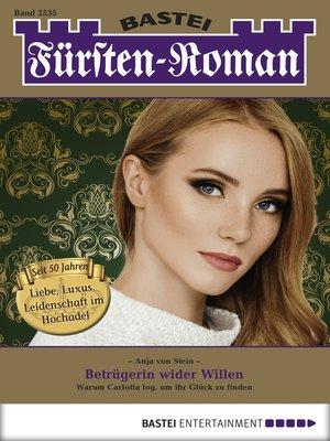 cover image of Fürsten-Roman--Folge 2535