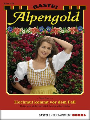 cover image of Alpengold--Folge 179