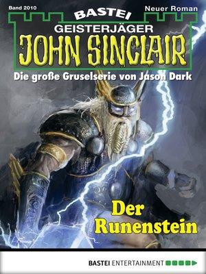 cover image of John Sinclair--Folge 2010