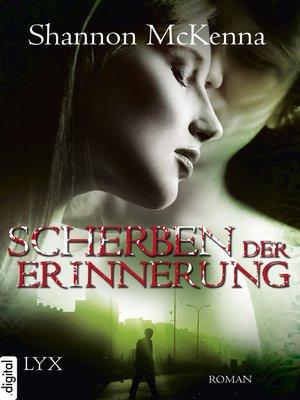 cover image of Scherben der Erinnerung