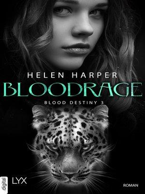 cover image of Blood Destiny--Bloodrage