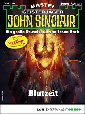 cover image of John Sinclair 2144--Horror-Serie