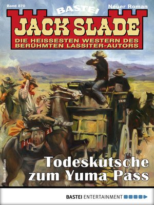 cover image of Jack Slade 870--Western