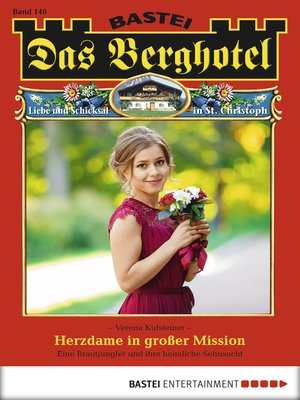 cover image of Das Berghotel--Folge 140