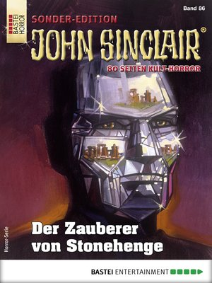 cover image of John Sinclair Sonder-Edition 86--Horror-Serie