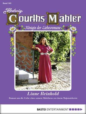 cover image of Hedwig Courths-Mahler--Folge 105