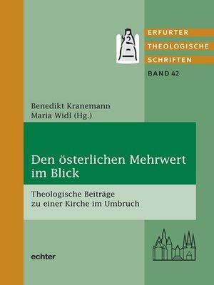 cover image of Den österlichen Mehrwert im Blick