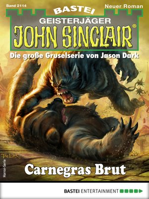 cover image of John Sinclair 2114--Horror-Serie