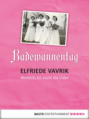 cover image of Badewannentag