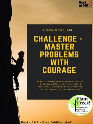 cover image of Challenge--Master Problems with Courage