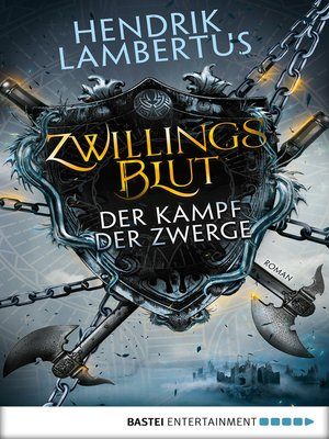 cover image of Zwillingsblut--Der Kampf der Zwerge