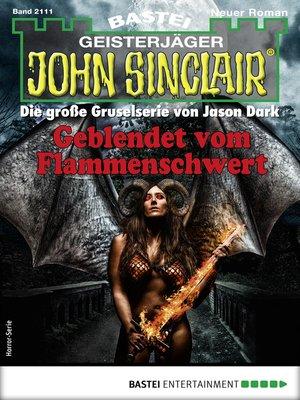 cover image of John Sinclair 2111--Horror-Serie