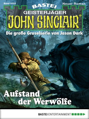 cover image of John Sinclair--Folge 2039