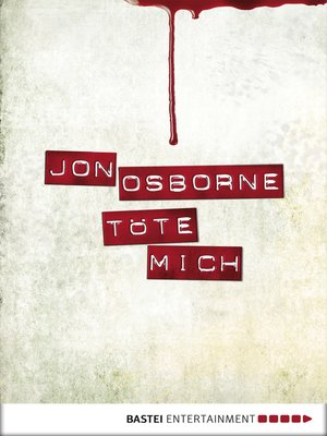 cover image of Töte mich