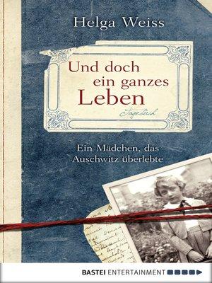 cover image of Und doch ein ganzes Leben