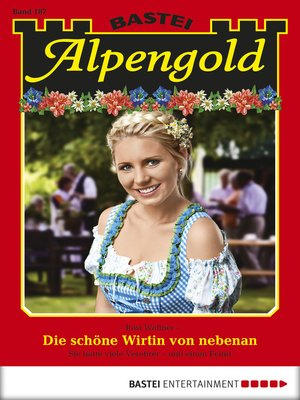 cover image of Alpengold--Folge 187