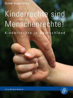 cover image of Kinderrechte sind Menschenrechte!