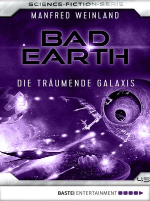 cover image of Bad Earth 45--Science-Fiction-Serie