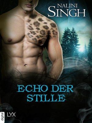 cover image of Echo der Stille