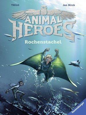 cover image of Animal Heroes, Band 2