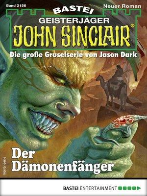 cover image of John Sinclair 2156--Horror-Serie