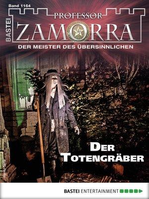 cover image of Professor Zamorra 1164--Horror-Serie