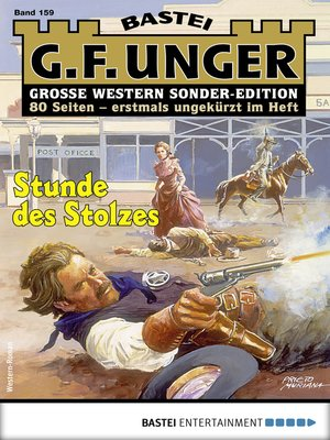 cover image of G. F. Unger Sonder-Edition 159--Western