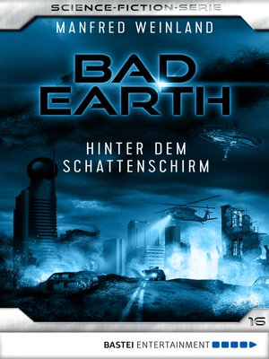 cover image of Bad Earth 16--Science-Fiction-Serie