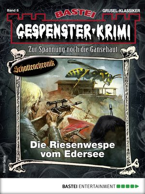 cover image of Gespenster-Krimi 6--Horror-Serie