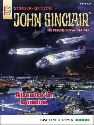 cover image of John Sinclair Sonder-Edition 124--Horror-Serie