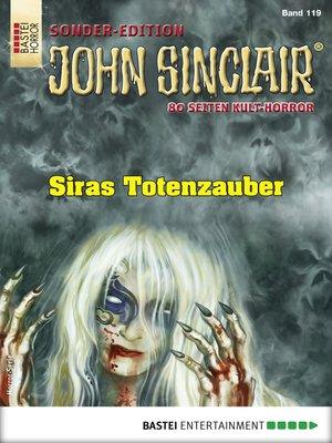 cover image of John Sinclair Sonder-Edition 119--Horror-Serie