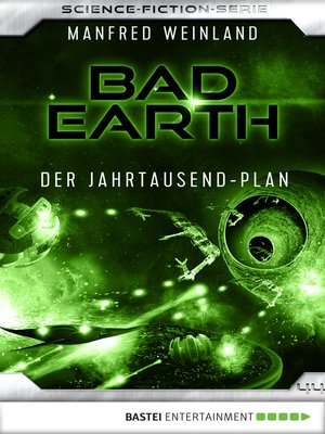 cover image of Bad Earth 44--Science-Fiction-Serie
