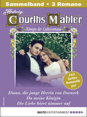cover image of Hedwig Courths-Mahler Collection 15--Sammelband