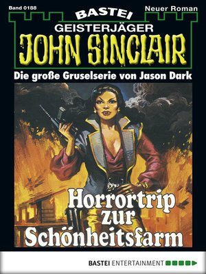 cover image of John Sinclair--Folge 0188