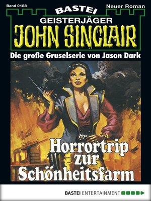 cover image of John Sinclair--Folge 0188