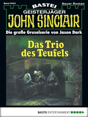 cover image of John Sinclair--Folge 0044