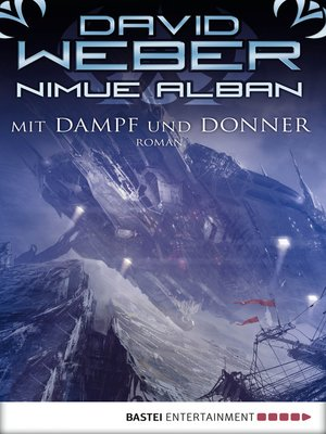 cover image of Mit Dampf und Donner: Roman. Nimue Alban, Bd. 14
